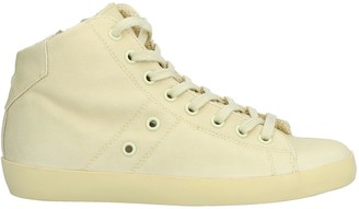 Leather Crown High-tops & sneakers - Item 11581196BH