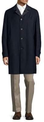 Brunello Cucinelli Reversible Raincoat
