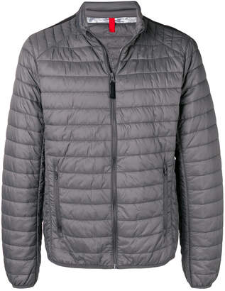Geox quilted bomber jacket