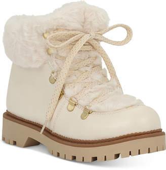 Sam Edelman Kilbourne Faux Fur Winter Boots Booties Women's Shoes