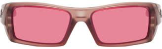 Oakley By Samuel Ross by Samuel Ross Brown Gascan Sunglasses