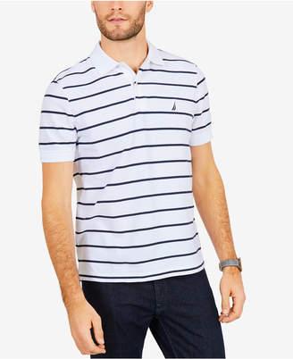 Nautica Men's Striped Polo
