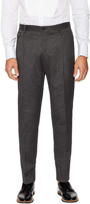 Dolce & Gabbana Solid Flap Pocket Trouser