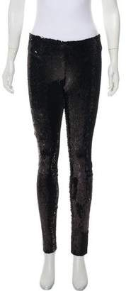 Isabel Marant Izard Mid-Rise Leggings