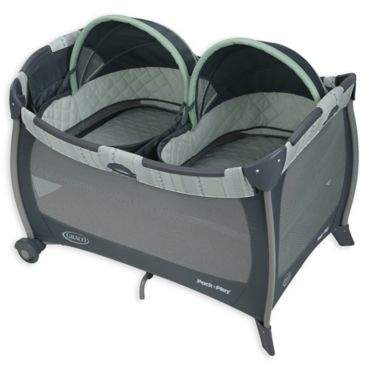 Graco® Pack 'n Play® Playard with Twin Bassinets in Mason