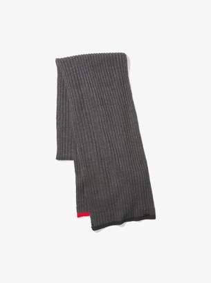 Michael Kors Ribbed Knit Scarf