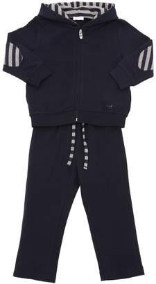 Il Gufo Cotton Sweatshirt & Sweatpants