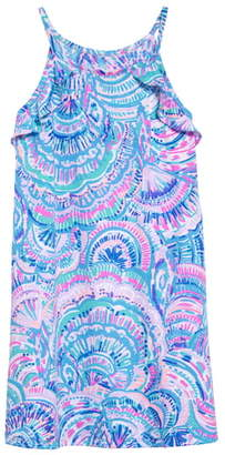 Lilly Pulitzer Mini Billie Sleeveless Shift Dress