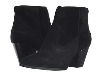 Frye Renee Seam Short Cowboy Boots