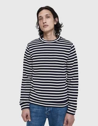 A.P.C. Mecano Crewneck Sweatshirt