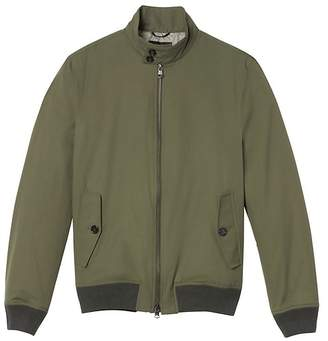 Banana Republic Water-Resistant Harrington Jacket