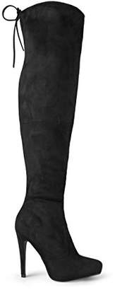 Co Brinley Women's Trick Over The Knee Boot