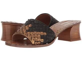 Bottega Veneta Intrecciato Heeled Sandal