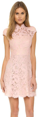 Lover Warrior Lace Mini Dress $950 thestylecure.com