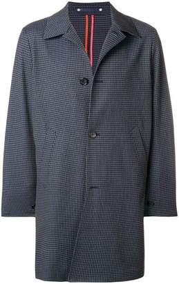Paul Smith houndstooth unlined mac