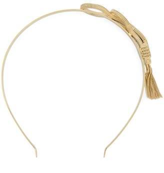 Prada snake chain headband