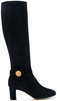 Dolce & Gabbana Vally calf-length boots