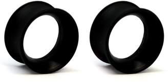 Kaos Softwear Pair of 1 Inch (25mm Silicone Skin Eyelets Plugs / Gauges