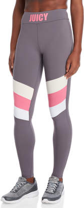 Juicy Couture Chevron Stripe Leggings