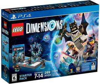 Lego Warner Home Video Games Dimensions Starter Pack for PS4