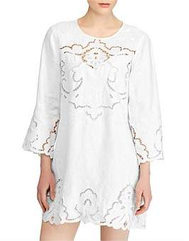 Polo Ralph Lauren 3/4 Sleeve Casual Dress
