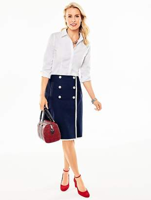 Talbots The Perfect Long-Sleeve Shirt