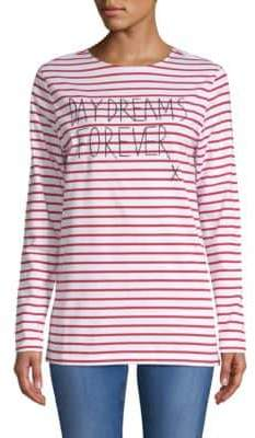 Each X Other Striped Long Sleeve Tee