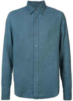 The Elder Statesman classic shirt