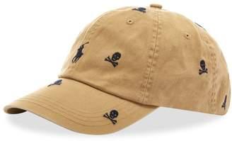 b641d610 Polo Ralph Lauren Skull & Crossbones Baseball Cap