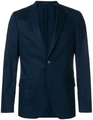 Officine Generale casual single-breasted blazer