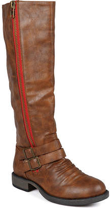 43c0f1a7519d Journee Collection Lady Extra Wide Calf Riding Boots