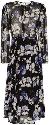 By Ti Mo By Timo floral print midi dress