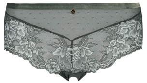 Entice George Green Lace Short Knickers