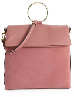 Vince Camuto Kimi Convertible Leather Backpack