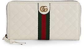 Gucci Women's Trapuntata Zip-Around Wallet