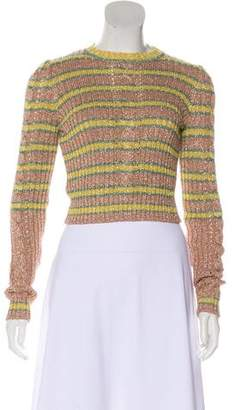 Philosophy di Lorenzo Serafini Knit Long Sleeve Sweater