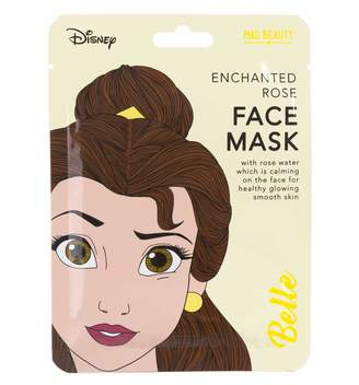 Mad Beauty Disney Princess Beauty The Beast Belle Face Mask
