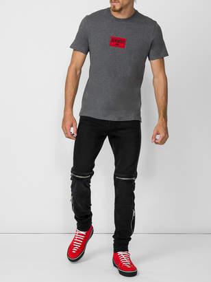 Givenchy Logo detail t-shirt