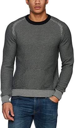 Ben Sherman Men's Knit Crew Neck Jumper,(Manufacturer Size:M)