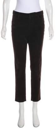 Ralph Lauren Black Label Mid-Rise Corduroy Pants