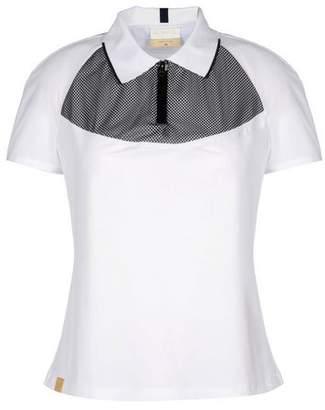 Monreal London RAGLAN SLEEVE POLO SHIRT Polo shirt