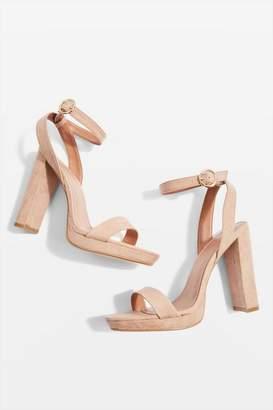 Topshop Marietta Slim Platform Sandals