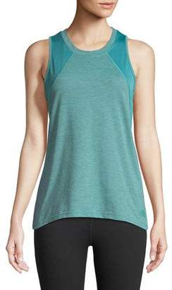 The North Face Reactor Mesh-Panel Tank Top, Bristol Blue