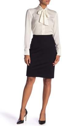 6af50b776e4 Amanda   Chelsea Ponte Pencil Skirt