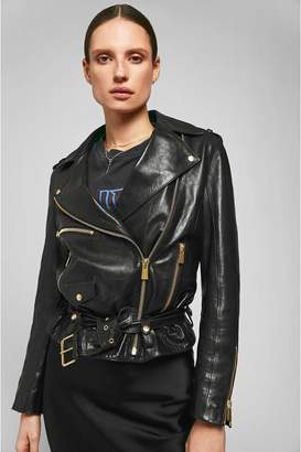 Anine Bing Vintage Leather Jacket