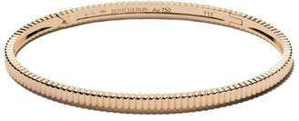Boucheron 18kt rose gold Quatre Grosgrain bangle