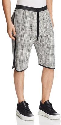 Public School Tryan Plaid Shorts $425 thestylecure.com
