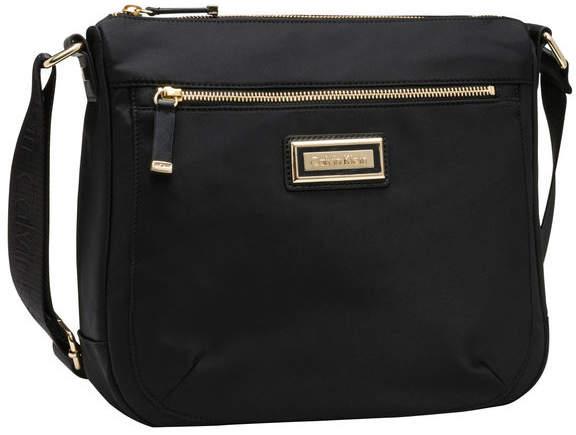Calvin Klein H3JFE1CW Nylon Dressy Messenger Bag