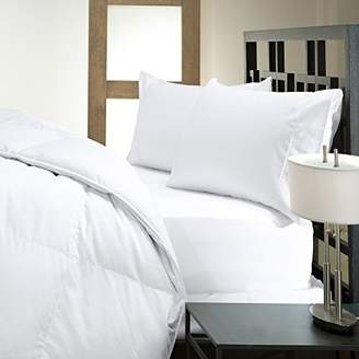 +Hotel by K-bros&Co Closeout Sale - Hotel Like Luxury Bedding Collection - Luxury Hypoallergenic 50/50 Down and Feather Pillow (Standard)