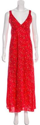 Liberty of London Designs Sleeveless Maxi Dress